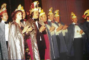 Prinzenpaar-Elferrat